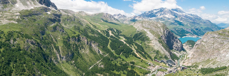 Val d'Isère-Tal