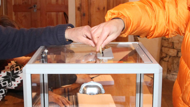 Élections à Val d'Isère