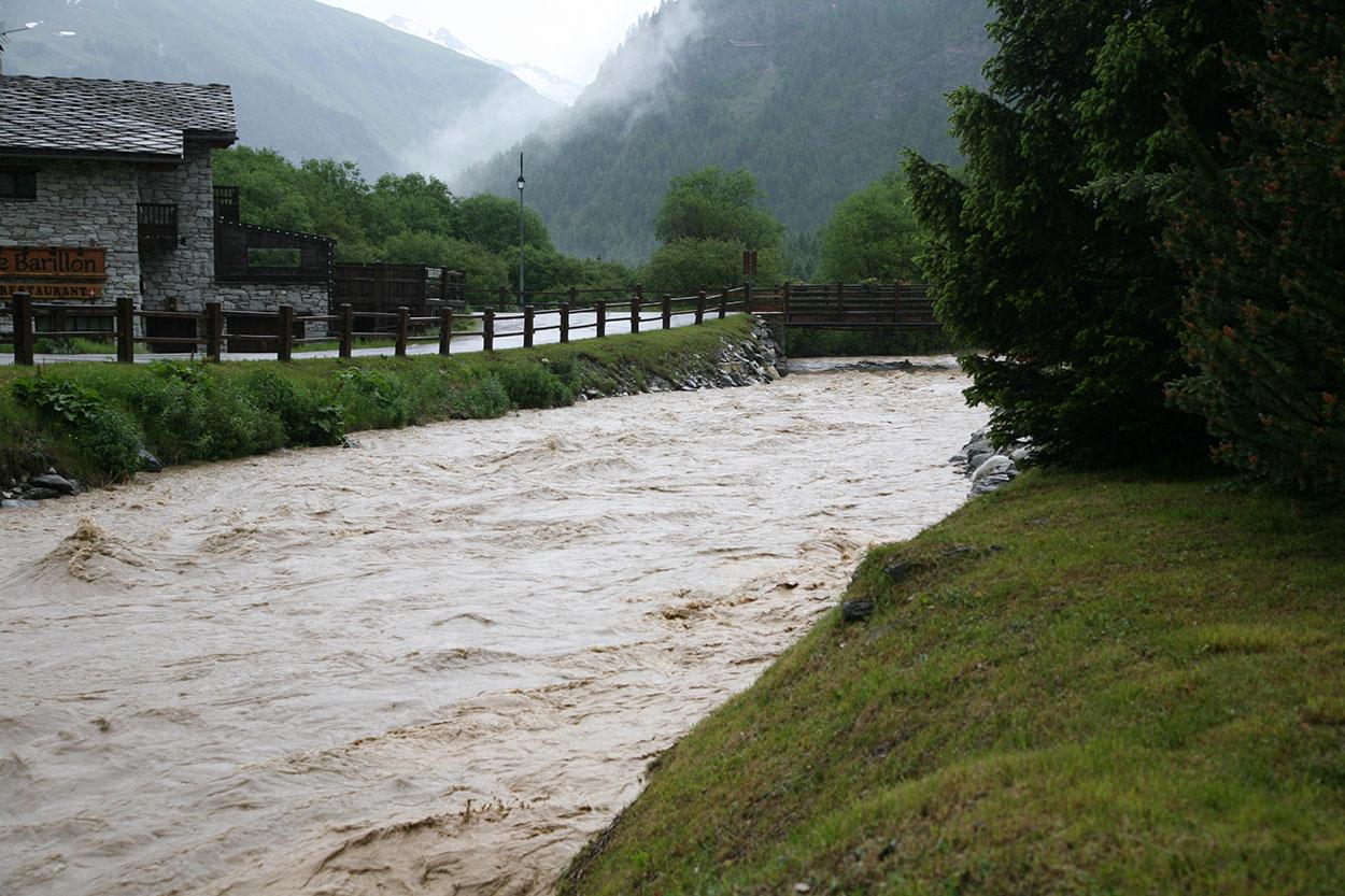 Le PPRN à Val d'Isère
