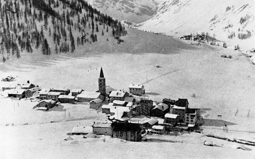 histoire Val d'Isère