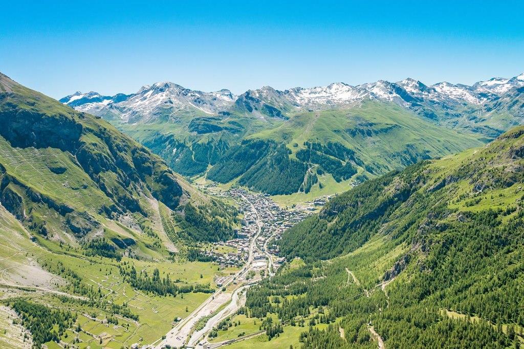 Bienvenue à Val d'Isère !