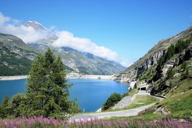 Route d'accès à Val d'Isère : info mise à jour