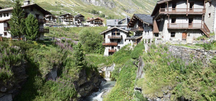 En septembre à Val d'Isère…